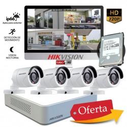 Kit CCTV Completo