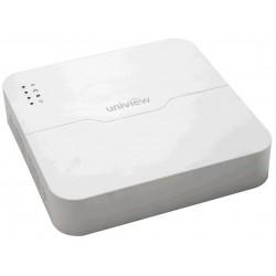 Grabador de Video en Red (NVR) Uniview 4CH 1HDD 4PoE
