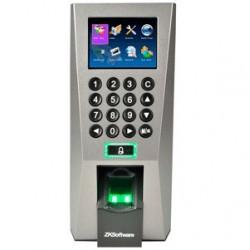 Lector Biometrico + Proximidad + PIN