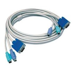 Cable10 feet KVM 3metros