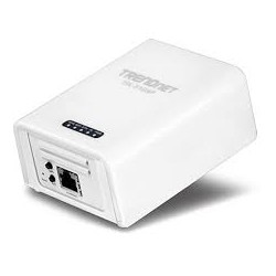 Acces Point Trendnet TPL-310AP, 200Mbps, Wireless