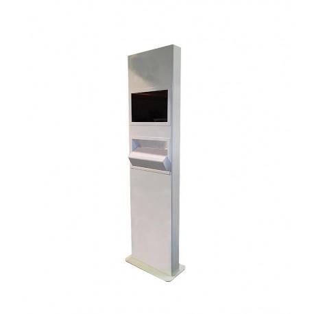 Kiosko Autoconsulta con Impresora Térmica