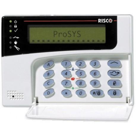 Teclado LCD Alarma