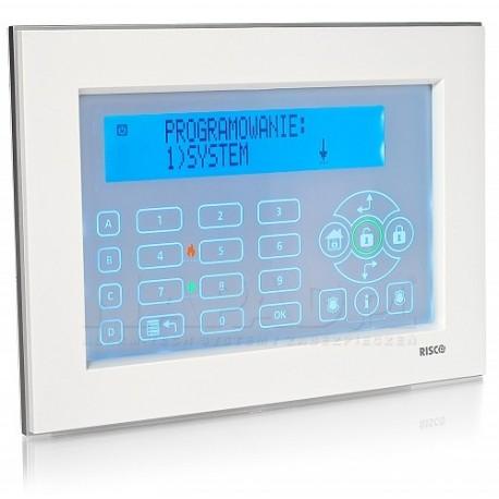 Teclado Alarma Touch RISCO