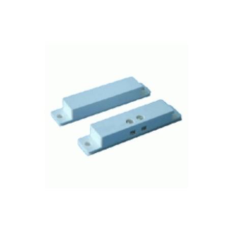 Magnetico Mini Sobrepuesto Blanco