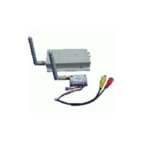 Transceptor de Audio y Video 2