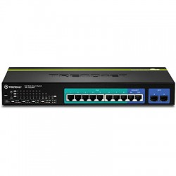 SWITCH 8 PORT POE 2GIGA WEBSMA