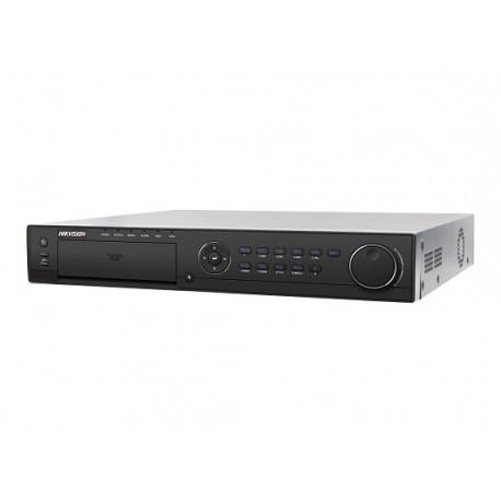 NVR 32CH 200MBPS 4HHD HDMI/VGA HIKVISION