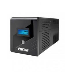 Forza UPS SL-1012LCD-C 1000VA 600W USB RJ45/RJ11 6 out