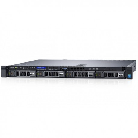 DELL R230 E3-1220v5 8GB 2TB HOTPLUG IDRAC 8 BASIC 1Y FDOS