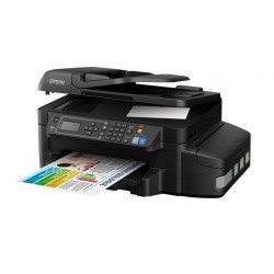 Epson - Multifunction printer - Printer / Scanner / Fax / Co