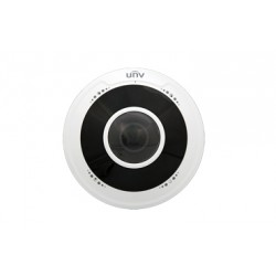 CAMARA FISHEYE IP 12MP IR20M 1,8mm (180°/360°) IP66