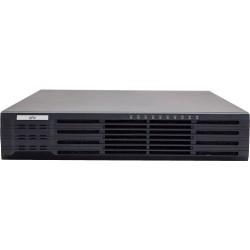 NVR 64CH 320MBPS 8HHD RAID 2RJ45